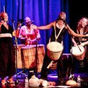 ADAAWE drumming