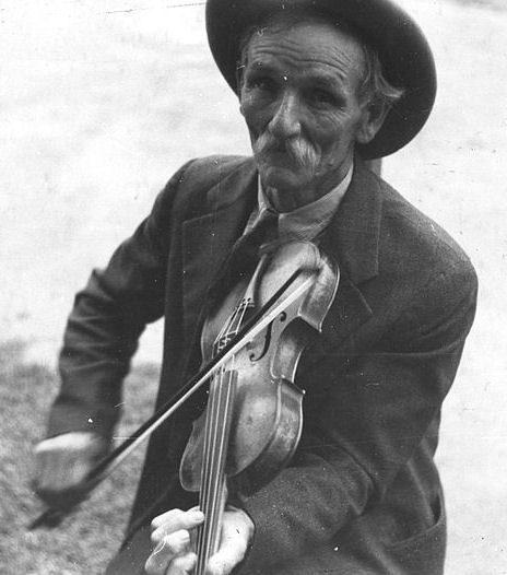 Old Time Fiddler